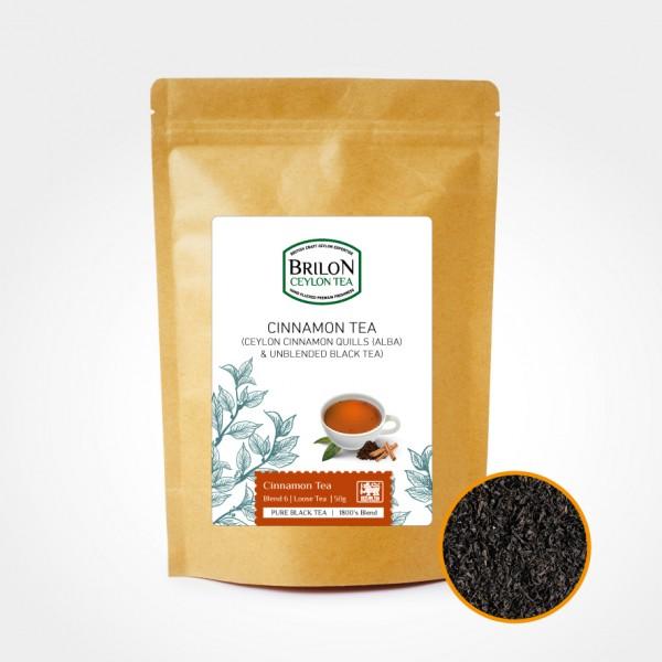 Brilon Cinnamon Loose Tea 50g