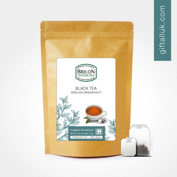Brilon English Breakfast Tea Bags 50g