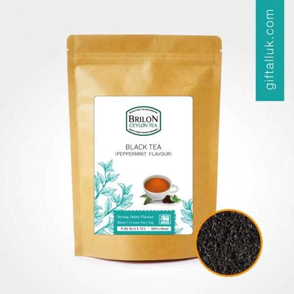 Brilon English Peppermint Loose Tea 50g