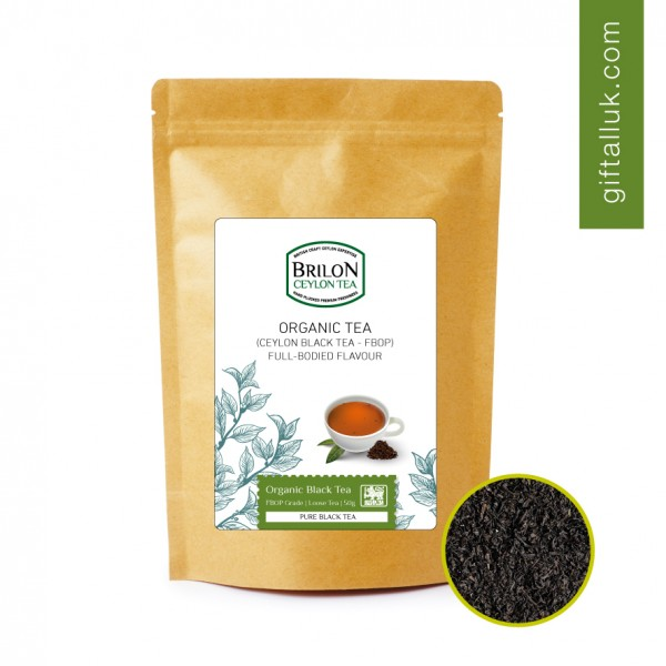 Brilon Organic FBOP Loose Tea 50g