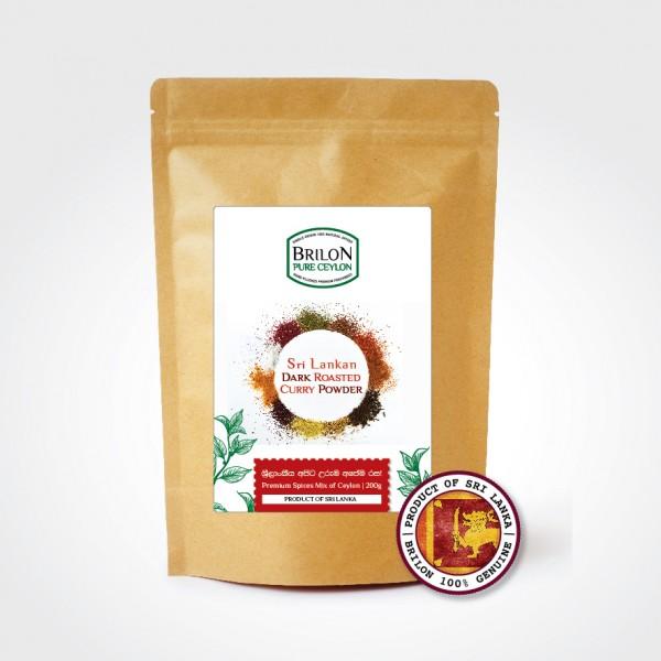 Brilon Sri Lankan Dark Roasted Curry Powder 100g