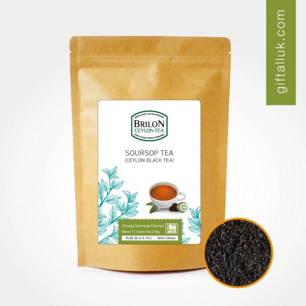 Brilon Soursop Loose Tea 50g