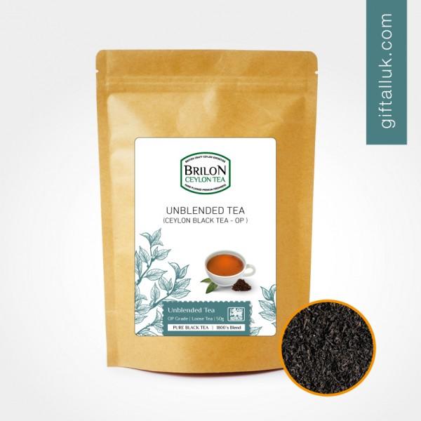 Brilon Unblended Loose Tea 50g