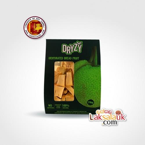 DRYZE DEHYDRATED BREAD FRUIT 70g