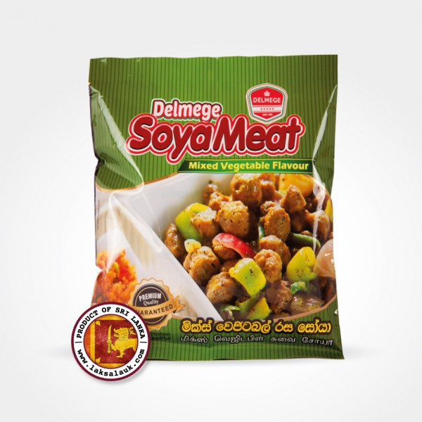 Delmege Soya Mixed Vegetable Flavor 90g