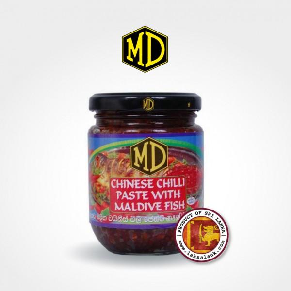 MD Chinese Chilli Paste with Maldivefish 270g
