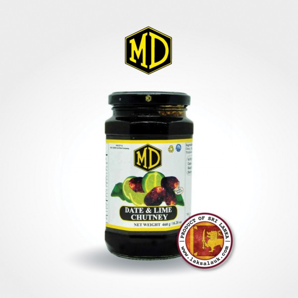 MD Date Lime Chutney 450g
