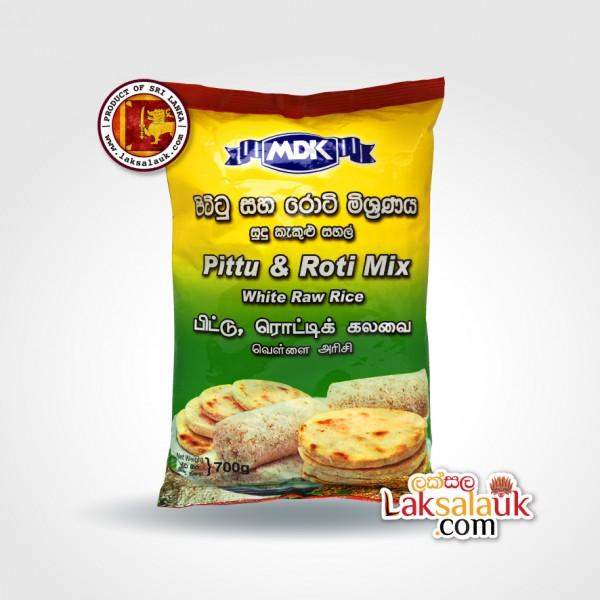 Pittu and Roti Mix MDK 700g
