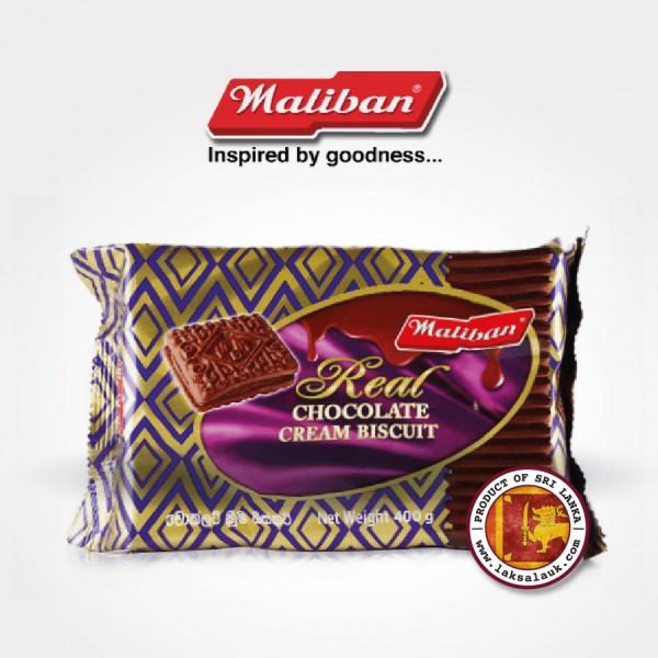 Maliban Chocolate Biscuits Cream 500g