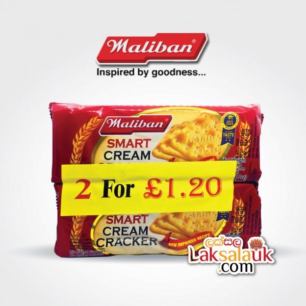 Maliban Cream Cracker 2 for 1.20 190g