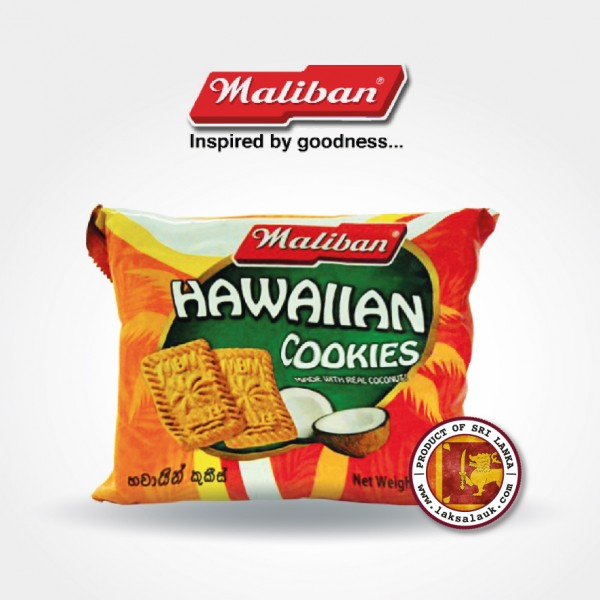 Maliban Hawaiian Cookie 200g