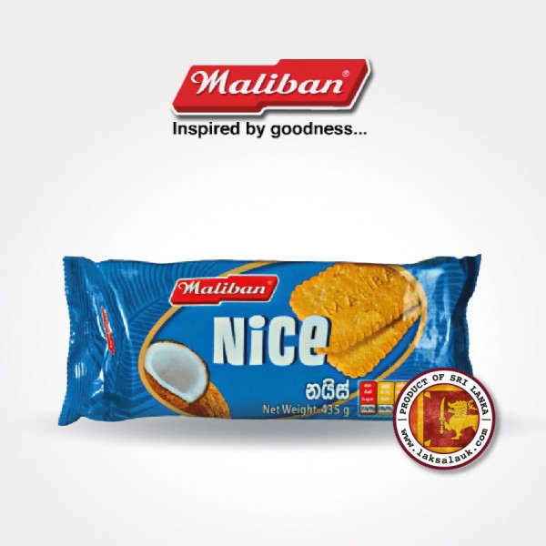 Maliban Nice Biscuits 435g