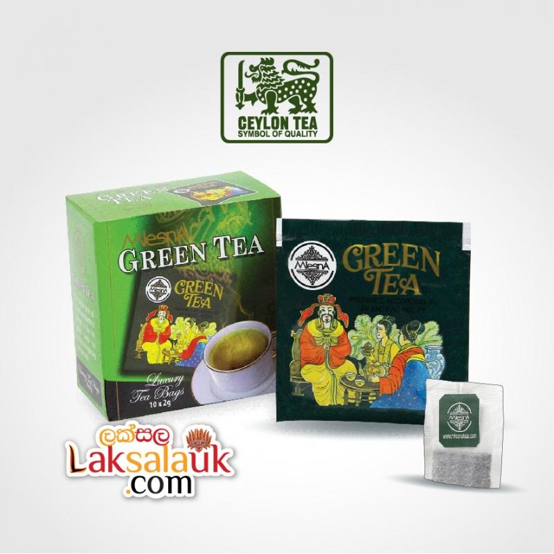 Mlesna Green Tea 50g - 10 tea bags