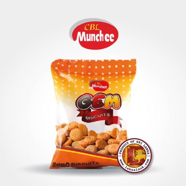 Munchee Gem Biscuit 2 for 1.20 (200gx2)