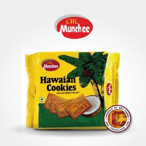 Munchee Hawaiian Cookies 200g