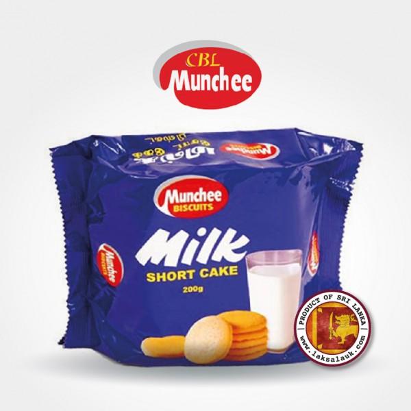 Munchee Milk Shortcake Biscuits 200g