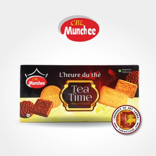 Munchee Tea Time Assortment 200g