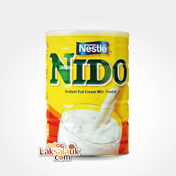 Nido Full Cream Milk Powder 400g