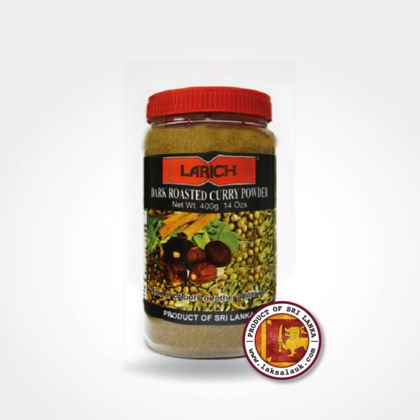 LARICH Dark Roasted Curry Powder 400g