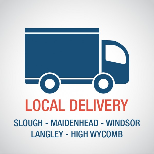 Delivery Charge (Local Area Slough-Maidenhead-Langly)