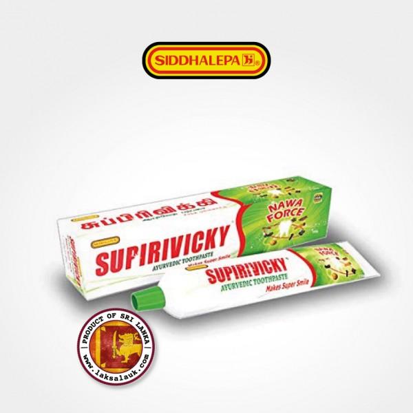 Siddhalepa Supirivicky Toothpaste 70g