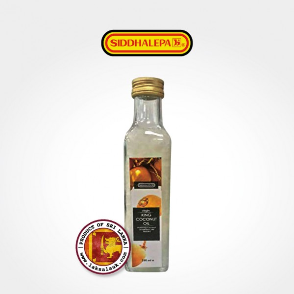 Siddhalepa King Coconut Oil 250ml