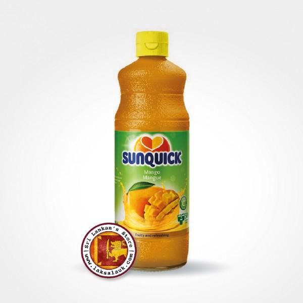 Sunquick Mango Cordial Drink Bottle 840ml