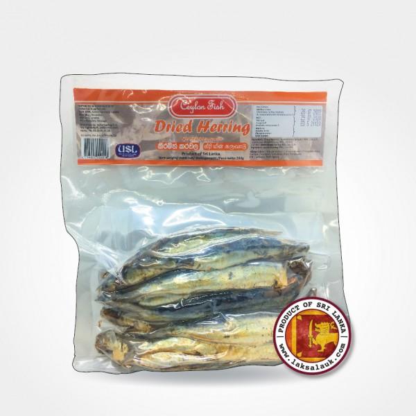 Ceylon Fish Dried Keeramin 200g