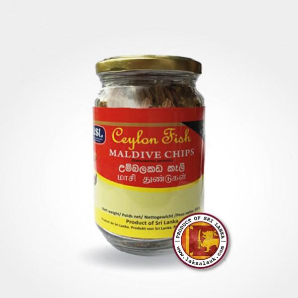 Ceylon Fish Maldive fish Chips 180g