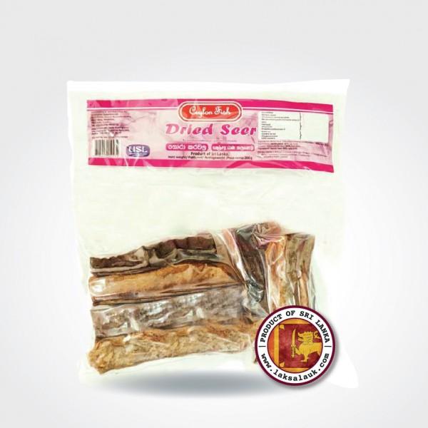 Ceylon Fish Dried Seer (Thora) 200g